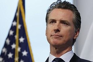 California Gov. Newsom Says More Tests Coming; State Asks Public For Medical ...