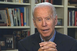 Biden: The Democratic Convention May Need To Be A Virtual Event This Year