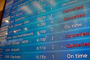 Airlines Want To Cancel Rule Requiring Them To Refund Fares For Canceled Flights