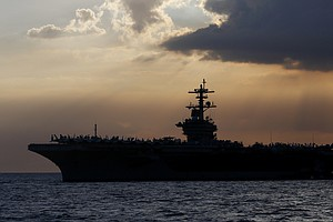 Sailor On USS Theodore Roosevelt Dies From COVID-19 Complications