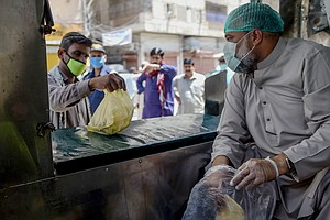 Pakistan Has A Plan To Keep Millions From Going Hungry During Shutdown. Will ...
