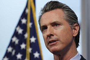 California Governor Outlines How The State Will Decide To Open Again