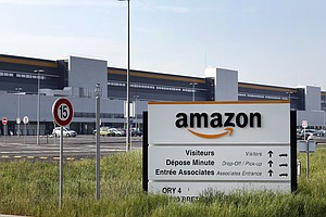 Amazon To Temporarily Stop Deliveries In France, Following Court Ruling