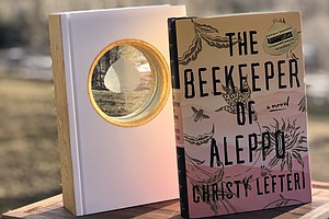 'The Beekeeper Of Aleppo' Wins 2020 Aspen Words Literary Prize