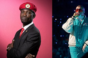 Bad Bunny And Bobi Wine Are Among The Global Artists Singing About Coronavirus