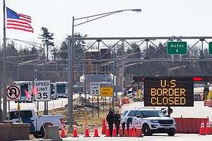 Canadian Border Restrictions Have Been Extended For Another 30 Days