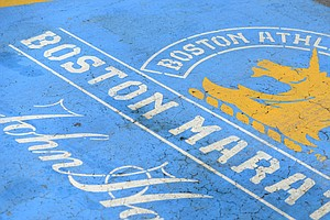 In Boston, April's Marathon Monday Is Moved To September