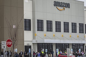 Amazon Workers Stage New Protests Over Warehouse Coronavirus Safety