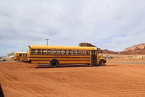 Navajo Families Without Internet Struggle To Homeschool During COVID-19 Pandemic