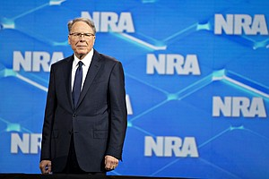 Secret Recording Reveals NRA's Legal Troubles Have Cost The Organization $100...