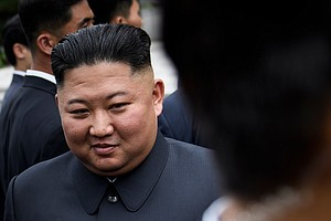 'No Unusual Signs' That Kim Jong Un's Health Is In Danger, South Korea Says
