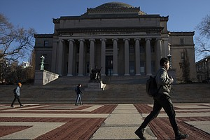 With Campuses Closed, Columbia And Pace Students Sue For Refunds