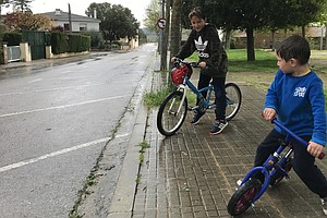 For The First Time In 6 Weeks, Millions Of Children In Spain Can Play Outside...