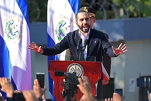 El Salvador's President Takes On The Country's Gangs Amid Coronavirus Pandemic
