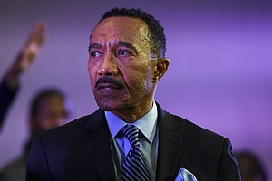 Kweisi Mfume Wins Special Election To Fill Elijah Cummings' Seat In Congress