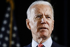'This Never Happened,' Biden Says Of 1990s Sexual Assault Allegation