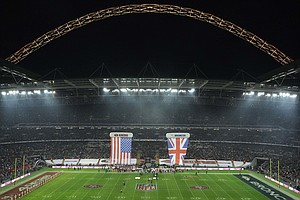 NFL Moves International Games Back To U.S. Due To COVID-19