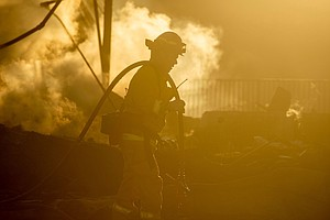 Wildland Fire Camps Need Dramatic Change Amid COVID-19 Pandemic