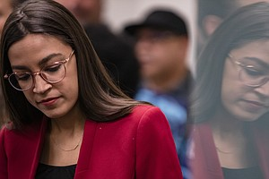 Rep. Ocasio-Cortez Says Biden Sexual Assault Allegation 'Not Clear Cut'