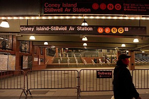 New York City's Subway Ends 24-Hour Service Amid Pandemic