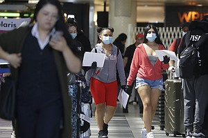 Face Coverings Will Be Mandatory For All Passengers At LAX