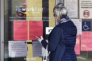 Photo for The Pandemic Highlighted Workforce Inequality For Women