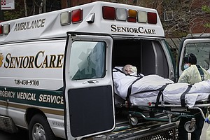 For Most States, At Least A Third Of COVID-19 Deaths Are In Long-Term Care Fa...