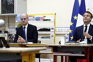 French Education Minister Says School Reopenings Will Be Done 'Very Progressi...