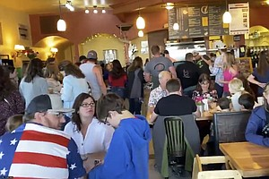 A Colorado Restaurant Hosted A Crowd On Mother's Day. It's Now Been Closed Down