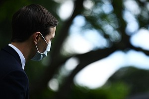 White House Orders Staff To Wear Face Masks After New Coronavirus Cases