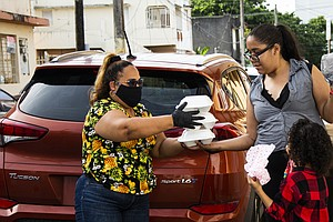 'Mamá, I'm Still Hungry': In Puerto Rico, Child Hunger Becomes A Flashpoint