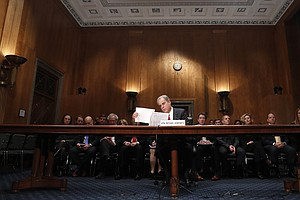 Senate Passes Surveillance Bill With New Protections, But Political Fate Unce...