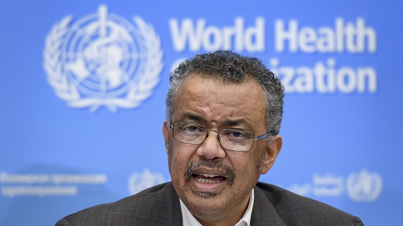Unprecedented World Health Assembly Convenes Online As Pandemic ...