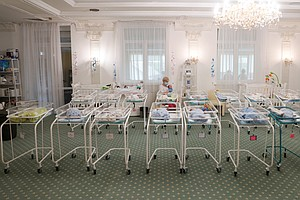 Surrogate-Born Babies Wait In Ukraine Amid Coronavirus Travel Restrictions