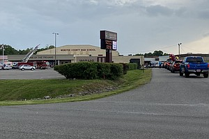 A Kentucky County High School Honors Class Of 2020 With A Drive-Through Ceremony