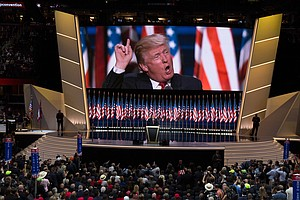 GOP Officials Say They're Expecting 50,000 In Charlotte For Republican Conven...