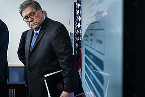Barr Doesn't Expect Russia Probe To Lead To Criminal Investigation Of Obama O...