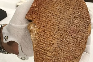 U.S. Authorities Say Hobby Lobby's Gilgamesh Tablet Is 'Stolen,' Must Go Back...