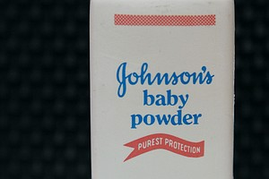 Johnson & Johnson Stops Selling Talc-Based Baby Powder In U.S. And Canada