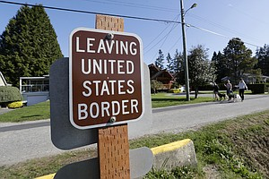 U.S., Canada Agree To Keep Border Partly Closed For Another 30 Days