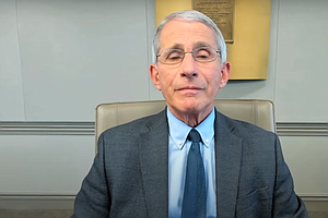 Anthony Fauci: 'Now Is The Time ... To Care Selflessly About One Another'