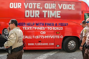 Federal Judge Rules Florida Law Restricting Voting Rights For Felons Unconsti...
