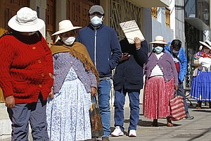 14 Million People In Latin America, Caribbean At Risk Of Hunger, U.N. Report ...
