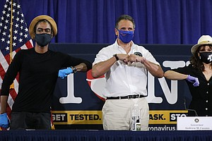 'No Mask – No Entry,' Cuomo Says As He Allows Businesses To Insist On Face Co...