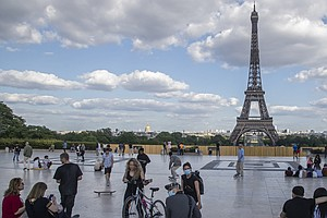 France Eases Some Pandemic Restrictions And Will Reopen Restaurants, Bars And...