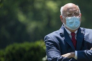 CDC Director Says New Analysis Exonerates Agency On Testing Delay