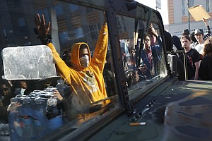 Minnesota To Deploy Record Guard Force To Contain Unrest Over Death Of George...