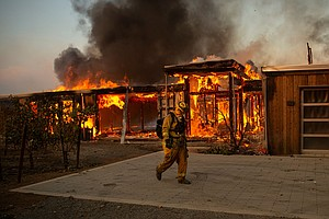 California Was Set To Spend Over $1 Billion to Prevent Wildfires. Then Came C...