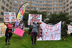 'It's Like A Nightmare': Options Dwindle For Renters Facing Economic Distress