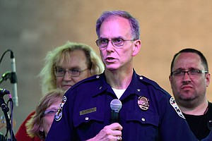 Louisville Police Chief Fired After Black Man Is Shot To Death
